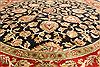 Jaipur Black Round Hand Knotted 80 X 80  Area Rug 250-28216 Thumb 11