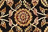 Jaipur Black Round Hand Knotted 80 X 80  Area Rug 250-28216 Thumb 9