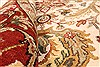 Jaipur Beige Round Hand Knotted 80 X 80  Area Rug 250-28217 Thumb 11