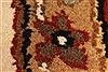 Jaipur Beige Round Hand Knotted 80 X 80  Area Rug 250-28217 Thumb 1