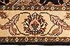 Jaipur Black Hand Knotted 40 X 60  Area Rug 250-28218 Thumb 9