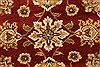 Jaipur Red Hand Knotted 40 X 60  Area Rug 250-28219 Thumb 10