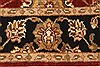 Jaipur Red Hand Knotted 40 X 60  Area Rug 250-28219 Thumb 11