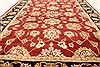 Jaipur Red Hand Knotted 40 X 60  Area Rug 250-28219 Thumb 12