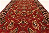 Jaipur Red Hand Knotted 30 X 50  Area Rug 250-28222 Thumb 10