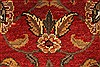 Jaipur Red Hand Knotted 30 X 50  Area Rug 250-28222 Thumb 5