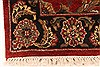 Jaipur Red Hand Knotted 30 X 50  Area Rug 250-28222 Thumb 7