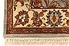 Jaipur Beige Hand Knotted 30 X 50  Area Rug 250-28223 Thumb 7