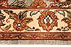 Jaipur Beige Hand Knotted 30 X 50  Area Rug 250-28223 Thumb 9
