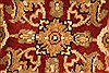 Jaipur Beige Round Hand Knotted 40 X 40  Area Rug 250-28224 Thumb 7