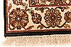 Jaipur White Hand Knotted 30 X 50  Area Rug 250-28225 Thumb 12