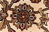 Jaipur White Hand Knotted 30 X 50  Area Rug 250-28227 Thumb 11