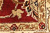 Jaipur Red Square Hand Knotted 40 X 40  Area Rug 250-28228 Thumb 3