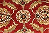 Jaipur Red Square Hand Knotted 40 X 40  Area Rug 250-28228 Thumb 8