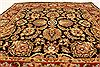 Jaipur Black Square Hand Knotted 40 X 40  Area Rug 250-28229 Thumb 10