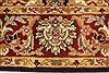 Jaipur Black Square Hand Knotted 40 X 40  Area Rug 250-28229 Thumb 9