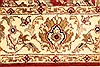 Jaipur Beige Square Hand Knotted 39 X 40  Area Rug 250-28230 Thumb 1