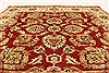 Jaipur Beige Square Hand Knotted 39 X 40  Area Rug 250-28230 Thumb 2
