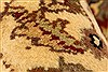 Jaipur Beige Square Hand Knotted 39 X 40  Area Rug 250-28230 Thumb 5