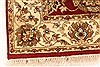 Jaipur Beige Square Hand Knotted 39 X 40  Area Rug 250-28230 Thumb 7