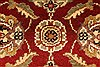 Jaipur Beige Square Hand Knotted 39 X 40  Area Rug 250-28230 Thumb 8