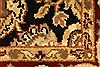 Jaipur Black Square Hand Knotted 40 X 40  Area Rug 250-28231 Thumb 7