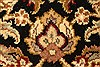 Jaipur Black Square Hand Knotted 40 X 40  Area Rug 250-28231 Thumb 9