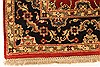 Jaipur Red Hand Knotted 40 X 60  Area Rug 250-28235 Thumb 12