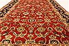Jaipur Red Hand Knotted 40 X 60  Area Rug 250-28235 Thumb 2