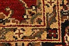 Jaipur Red Hand Knotted 40 X 60  Area Rug 250-28235 Thumb 8