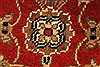 Jaipur Red Hand Knotted 40 X 60  Area Rug 250-28235 Thumb 9