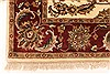 Jaipur White Hand Knotted 40 X 60  Area Rug 250-28237 Thumb 1