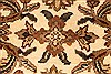Jaipur White Hand Knotted 40 X 60  Area Rug 250-28237 Thumb 2