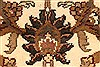 Jaipur White Hand Knotted 40 X 60  Area Rug 250-28237 Thumb 9