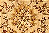 Jaipur Beige Hand Knotted 40 X 60  Area Rug 250-28240 Thumb 10