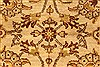Jaipur Beige Hand Knotted 40 X 60  Area Rug 250-28240 Thumb 2