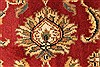 Jaipur Red Hand Knotted 40 X 60  Area Rug 250-28241 Thumb 10