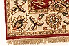 Jaipur Red Hand Knotted 40 X 60  Area Rug 250-28241 Thumb 1