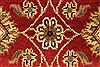 Jaipur Red Hand Knotted 40 X 60  Area Rug 250-28241 Thumb 2