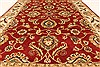 Jaipur Red Hand Knotted 40 X 60  Area Rug 250-28241 Thumb 4