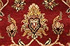 Jaipur Red Hand Knotted 40 X 60  Area Rug 250-28242 Thumb 10