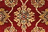 Jaipur Red Hand Knotted 40 X 60  Area Rug 250-28242 Thumb 3