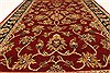 Jaipur Red Hand Knotted 40 X 60  Area Rug 250-28242 Thumb 5
