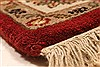 Jaipur Red Hand Knotted 40 X 60  Area Rug 250-28243 Thumb 10