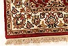 Jaipur Red Hand Knotted 40 X 60  Area Rug 250-28243 Thumb 1