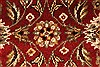 Jaipur Red Hand Knotted 40 X 60  Area Rug 250-28243 Thumb 2