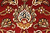 Jaipur Red Hand Knotted 40 X 60  Area Rug 250-28243 Thumb 9