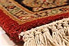 Jaipur Red Hand Knotted 40 X 60  Area Rug 250-28245 Thumb 11