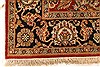 Jaipur Red Hand Knotted 40 X 60  Area Rug 250-28245 Thumb 1