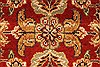 Jaipur Red Hand Knotted 40 X 60  Area Rug 250-28245 Thumb 2